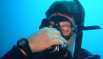 Peter diver 1