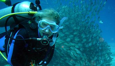Sybill diver 1